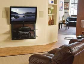 What our customers say about us in Los Angeles for Plasma LCD LED HDTV Television Installation
